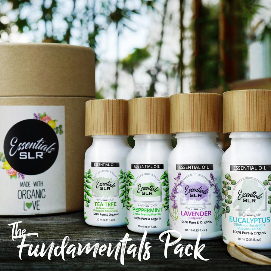 essential oil pack